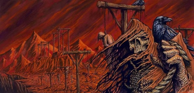 desecrator-to-the-gallows