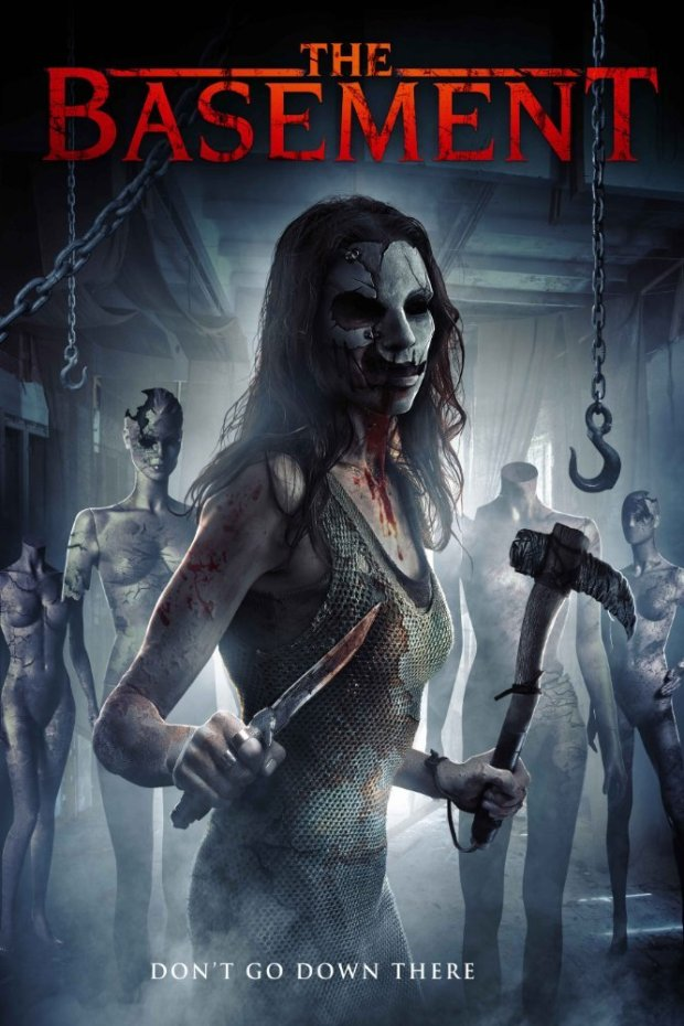 official trailer for horror movie the basement warns not to go down